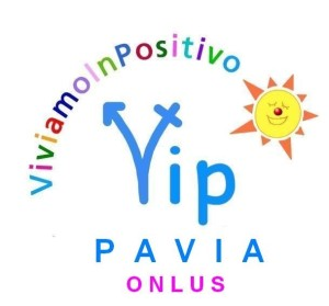 Logo Viviamo In Positivo VIP Pavia