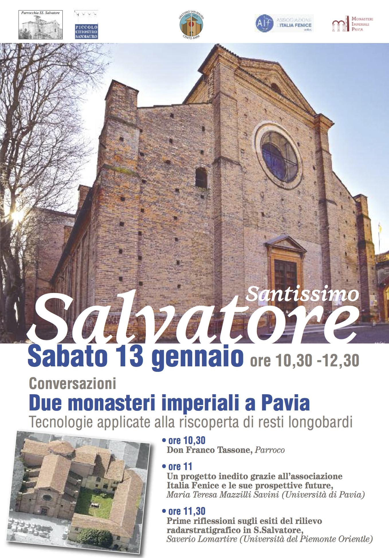 303698692bed Piccolo Chiostro San Mauro -  ConPavia